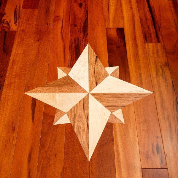Exotic Tigerwood Prime Grade Hardwood Flooring - Gaylord Hardwood Flooring - Wood Flooring - 4