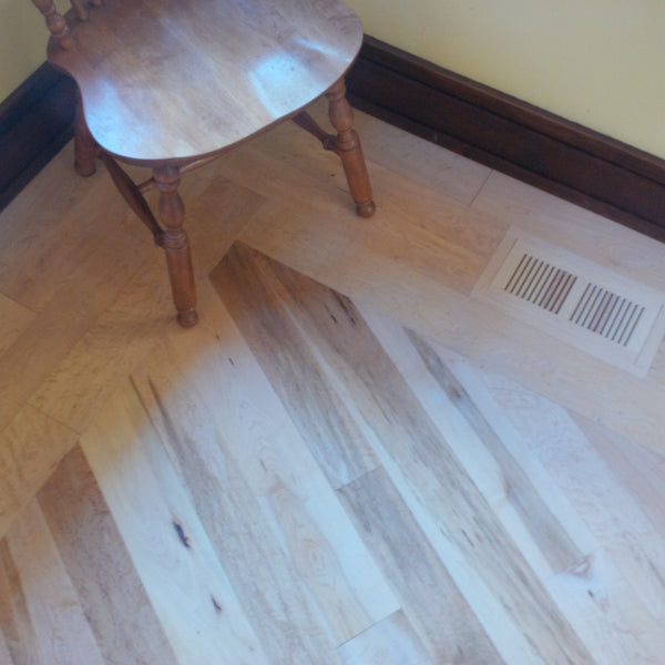 Birds Eye Maple Natural - Colours Hardwood Flooring -  - 4