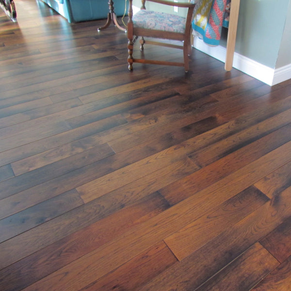 Hickory Russet 1850 Hardwood Flooring - Gaylord Hardwood Flooring - Wood Flooring - 2