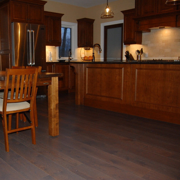 Wide Plank White Oak Hardwood Flooring Provincial Distressed - Gaylord Hardwood Flooring - Wood Flooring - 15