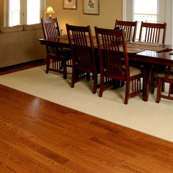 Red Oak Gunstock Hardwood Flooring - Gaylord Hardwood Flooring - Wood Flooring - 4