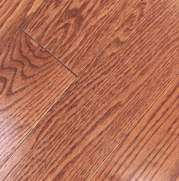 Red Oak Gunstock Hardwood Flooring - Gaylord Hardwood Flooring - Wood Flooring - 1
