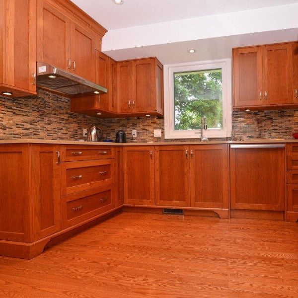 Red Oak Toffee Hardwood Flooring - Gaylord Hardwood Flooring - Wood Flooring - 14