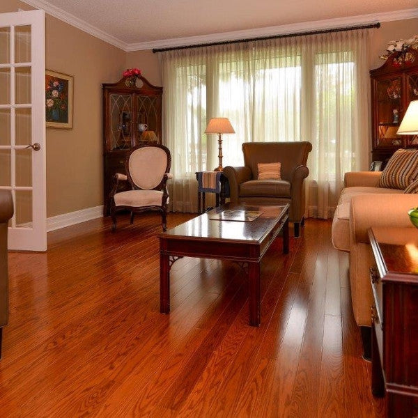 Red Oak Toffee Hardwood Flooring - Gaylord Hardwood Flooring - Wood Flooring - 3