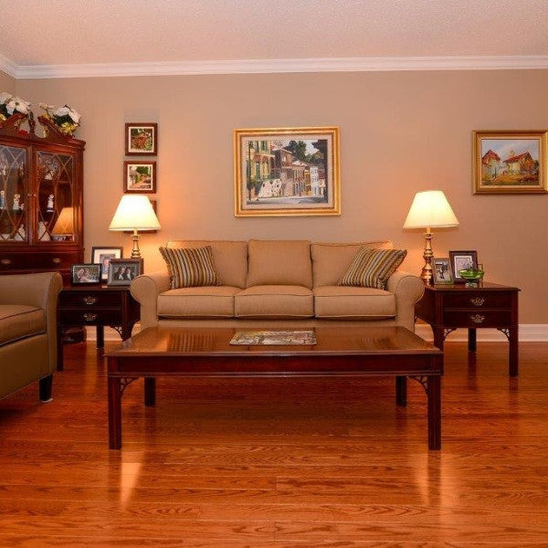 Red Oak Toffee Hardwood Flooring - Gaylord Hardwood Flooring - Wood Flooring - 7