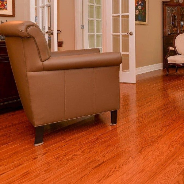 Red Oak Toffee Hardwood Flooring - Gaylord Hardwood Flooring - Wood Flooring - 17