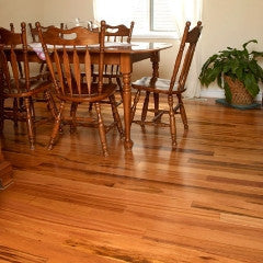 Exotic Tigerwood Prime Grade Hardwood Flooring - Gaylord Hardwood Flooring - Wood Flooring - 7