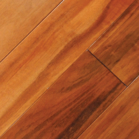 Exotic Tigerwood Prime Grade Hardwood Flooring - Gaylord Hardwood Flooring - Wood Flooring - 1