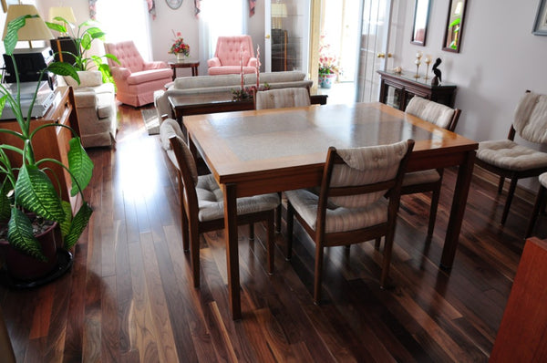 Walnut Natural Prime Grade Hardwood Flooring - Gaylord Hardwood Flooring - Wood Flooring - 5