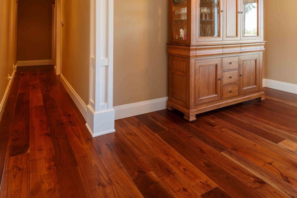 Walnut Natural Country Grade Hardwood Flooring - Gaylord Hardwood Flooring - Wood Flooring - 7