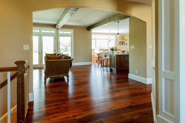 Walnut Natural Country Grade Hardwood Flooring - Gaylord Hardwood Flooring - Wood Flooring - 9