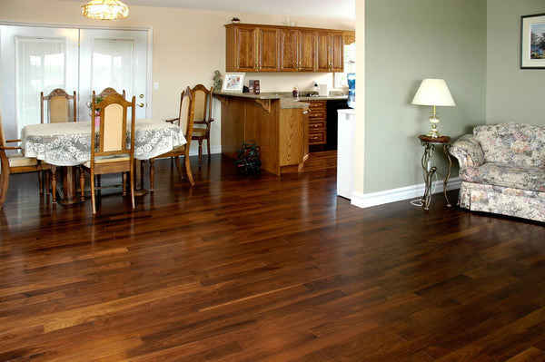 Walnut Natural Prime Grade Hardwood Flooring - Gaylord Hardwood Flooring - Wood Flooring - 9