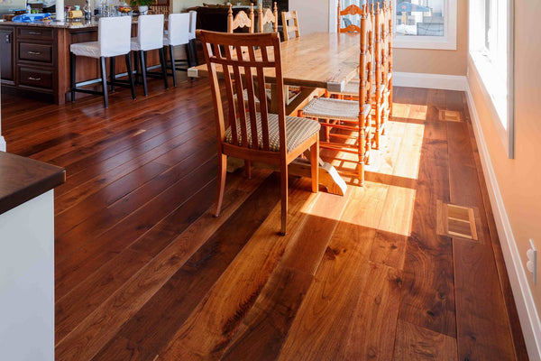 Walnut Natural Country Grade Hardwood Flooring - Gaylord Hardwood Flooring - Wood Flooring - 5