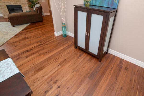 Walnut Natural Country Grade Hardwood Flooring - Gaylord Hardwood Flooring - Wood Flooring - 18