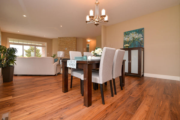 Walnut Natural Country Grade Hardwood Flooring - Gaylord Hardwood Flooring - Wood Flooring - 30