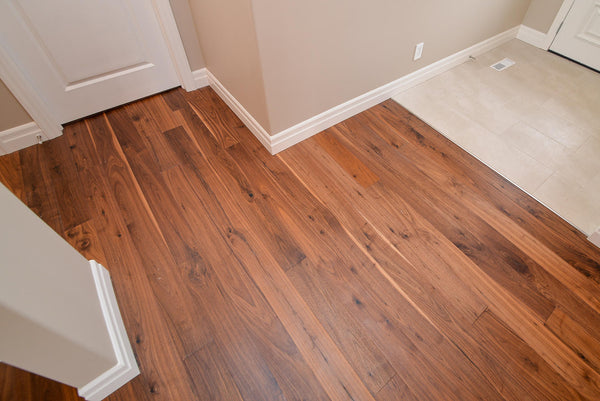 Walnut Natural Country Grade Hardwood Flooring - Gaylord Hardwood Flooring - Wood Flooring - 31