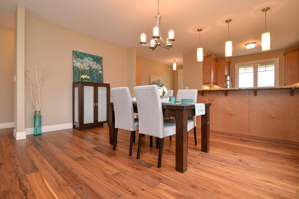 Walnut Natural Country Grade Hardwood Flooring - Gaylord Hardwood Flooring - Wood Flooring - 32