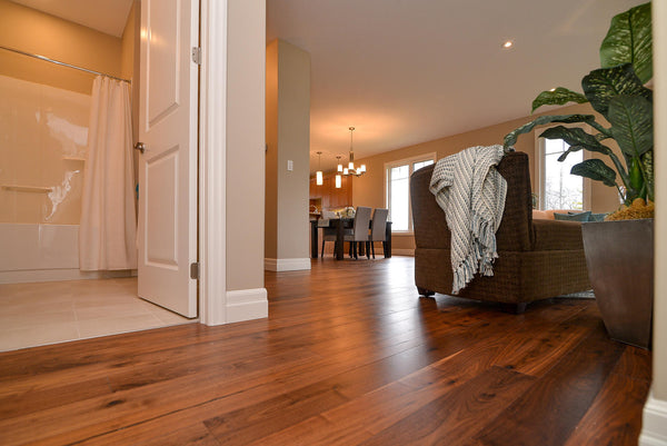 Walnut Natural Country Grade Hardwood Flooring - Gaylord Hardwood Flooring - Wood Flooring - 38