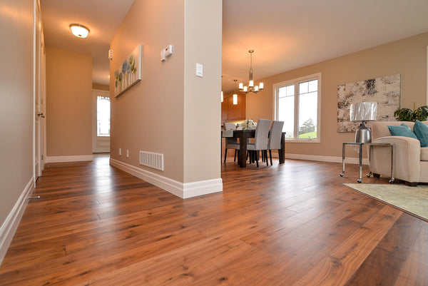 Walnut Natural Country Grade Hardwood Flooring - Gaylord Hardwood Flooring - Wood Flooring - 39