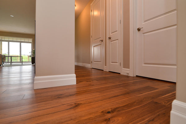 Walnut Natural Country Grade Hardwood Flooring - Gaylord Hardwood Flooring - Wood Flooring - 42