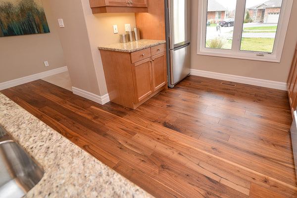 Walnut Natural Country Grade Hardwood Flooring - Gaylord Hardwood Flooring - Wood Flooring - 17