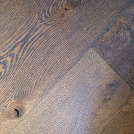 Wide Plank White Oak Hardwood Flooring Provincial Distressed - Gaylord Hardwood Flooring - Wood Flooring - 1