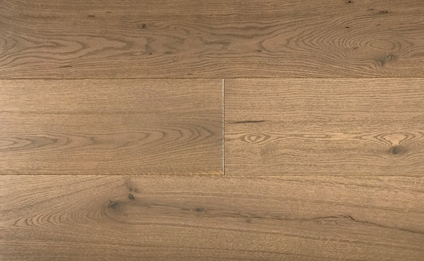 Wide Plank White Oak Hardwood Flooring Jasper