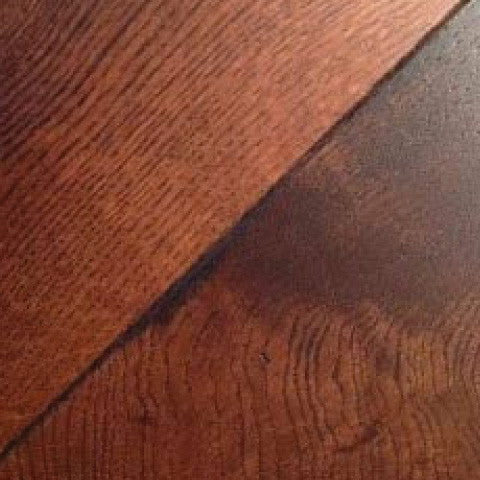 Wide Plank White Oak Hardwood Flooring Circa 1850 Distressed -  - 1