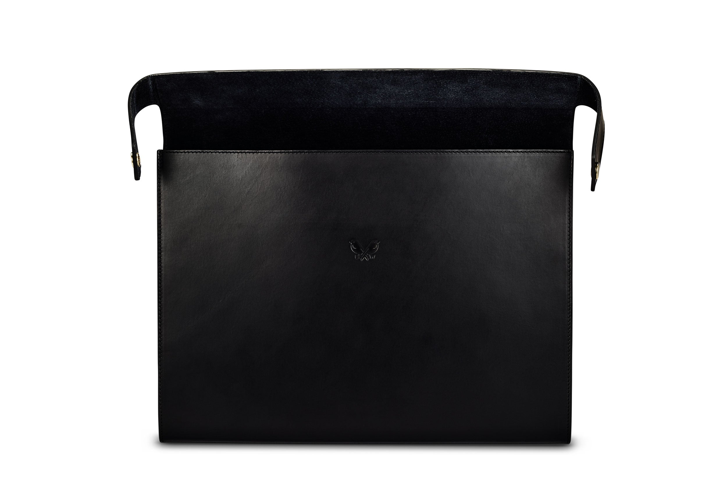 Folio - Black Leather