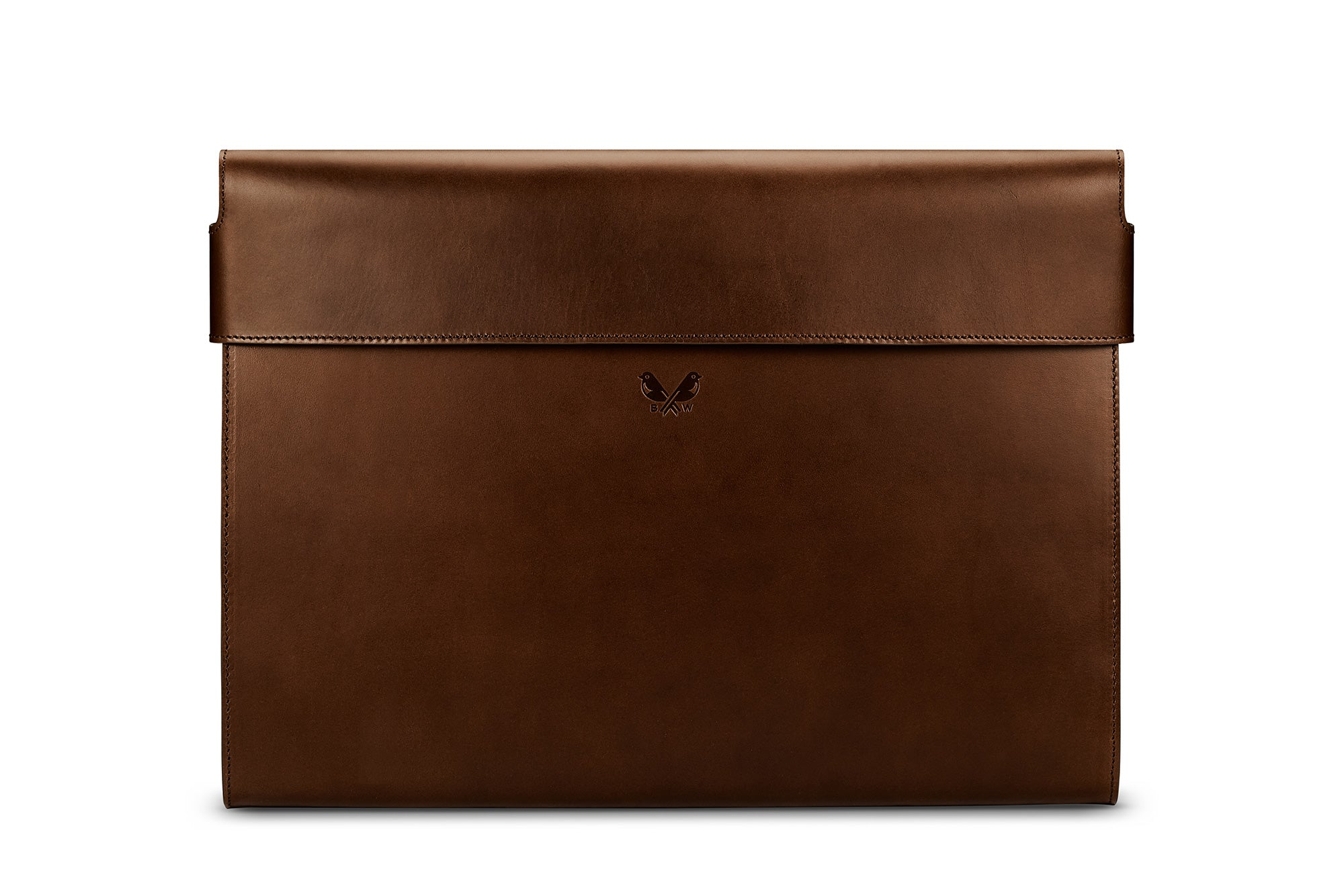 Folio - Brown Leather