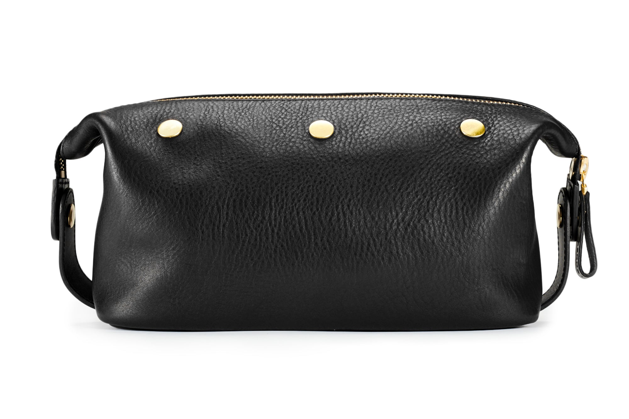 Wash Bag / Dopp Kit - Black