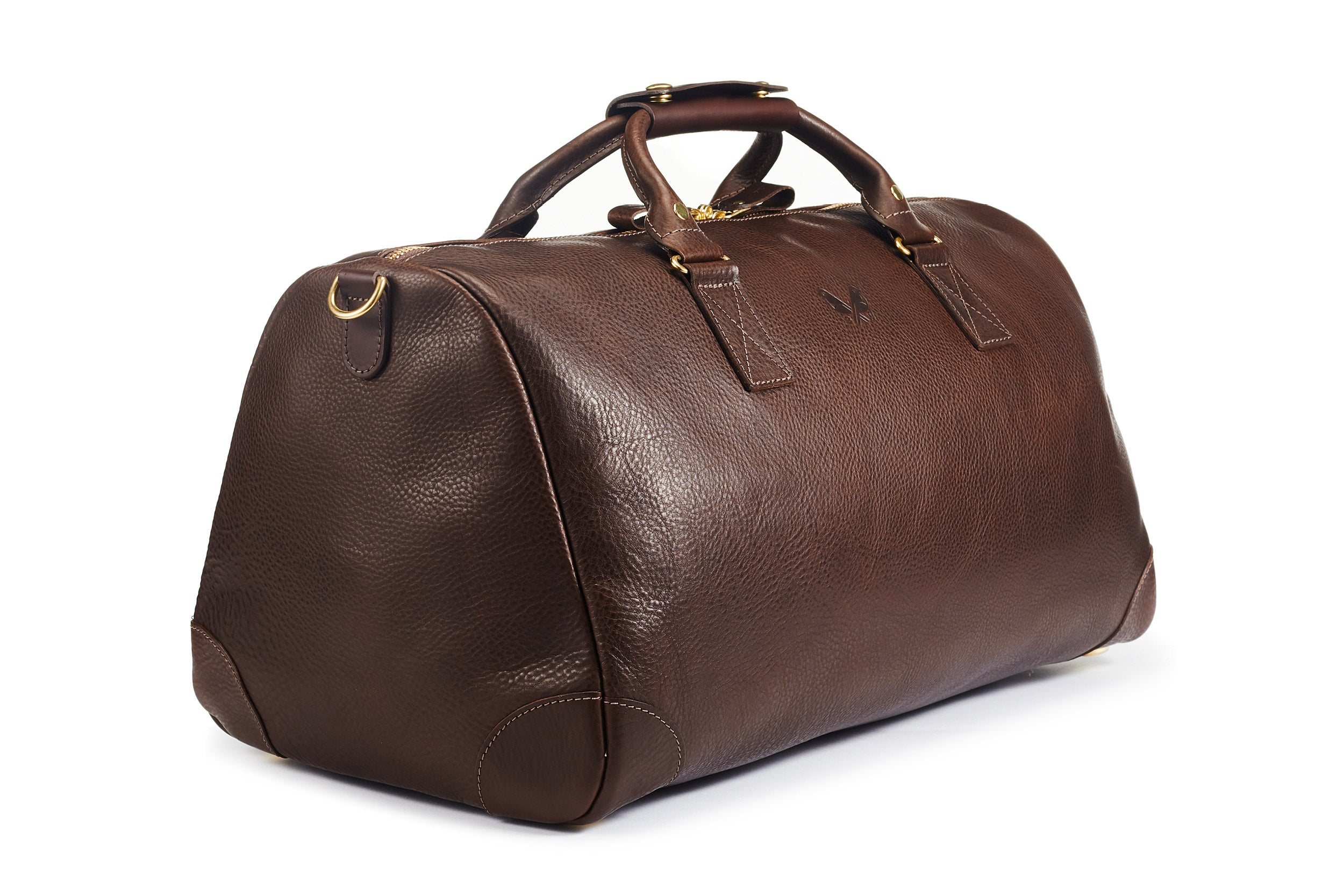 Leather Commuter - Brown