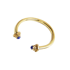 Anmaré Nile Lapis Bangle