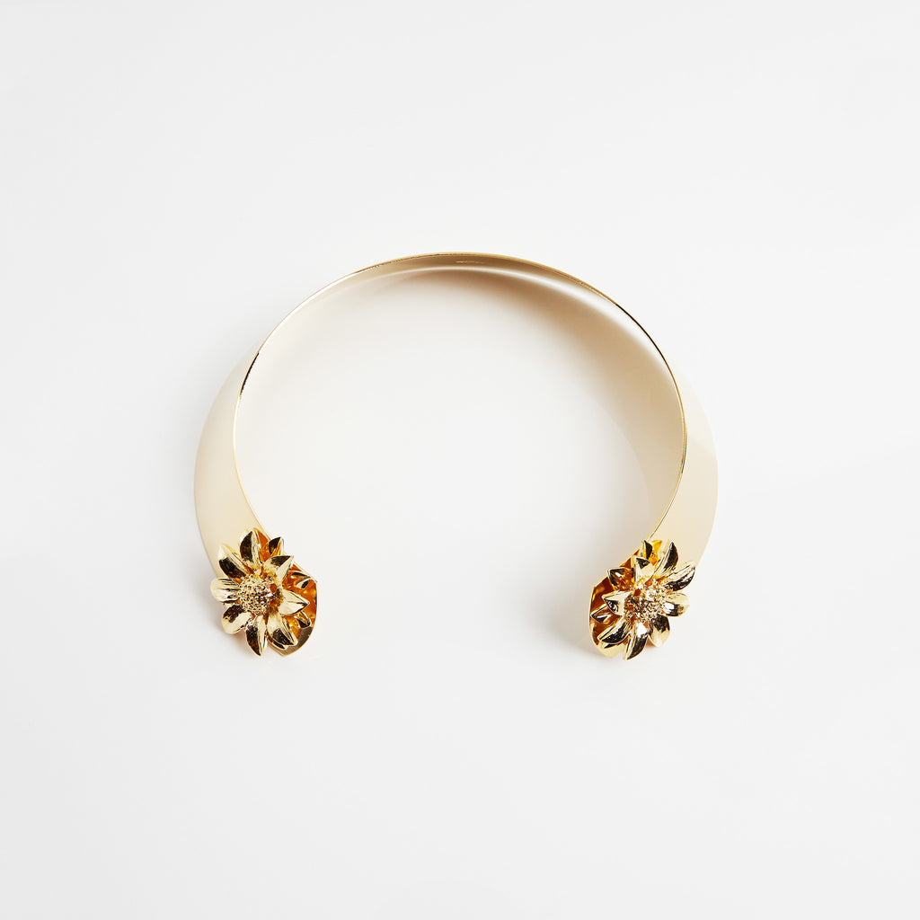 Anmaré Sunflower Choker