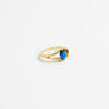 Anmaré Eye Ring Brass