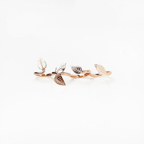 MYKONOS RING<br><small>ROSE GOLD<br><strong>New!</strong></small>