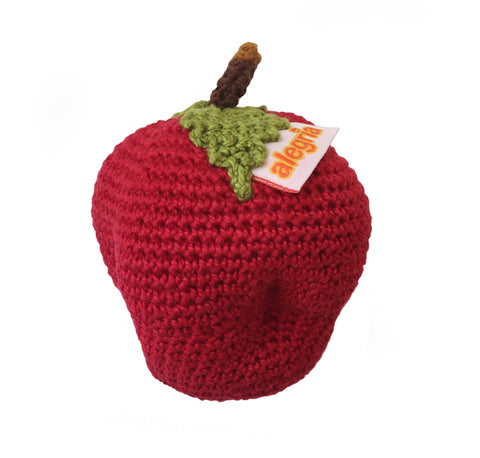 Apple - Crochet Toy | Häkelspielzeug