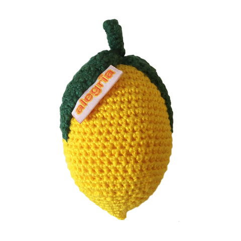 Lemon - Crochet Toy