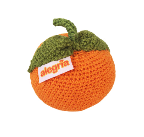Orange - Crochet Toy