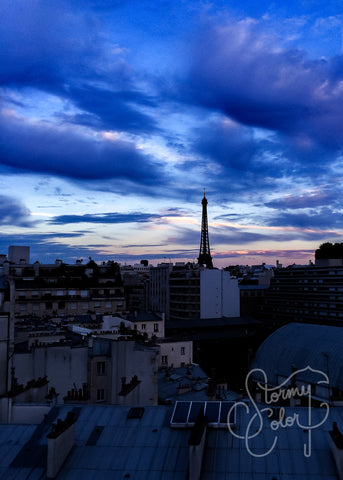 Parisian Twilight