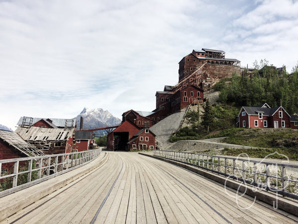 Kennicott Copper Mines, Alaska