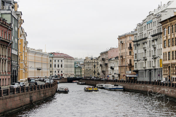 Good Morning, St. Petersburg