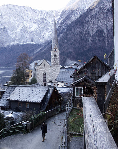 Morning Hallstatt