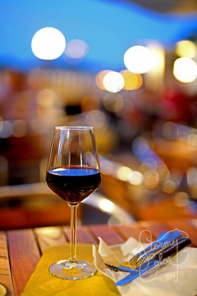 Wine with a Side of Bokeh