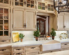 Distressed Kitchen Cabinet Furniture