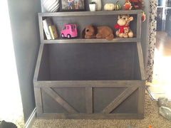 Farmhouse Toybox Furniture