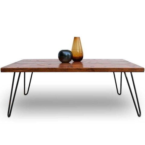 Tranquility Antique Walnut Contemporary Table