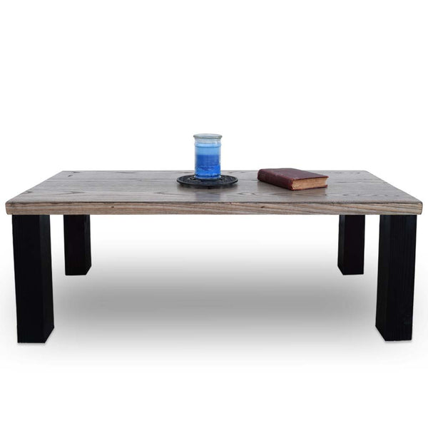 Harvest Reclaimed Wood Coffee Table - Gray