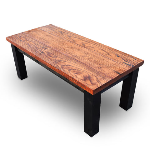 Sierra Reclaimed Wood Coffee Table - Brown
