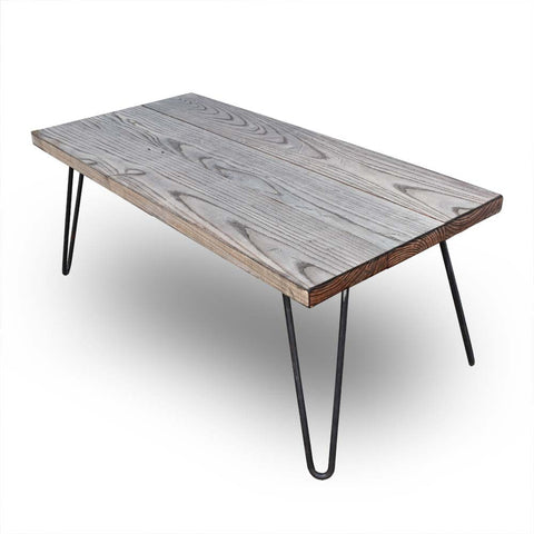 Tranquility Reclaimed Wood Coffee Table - Gray